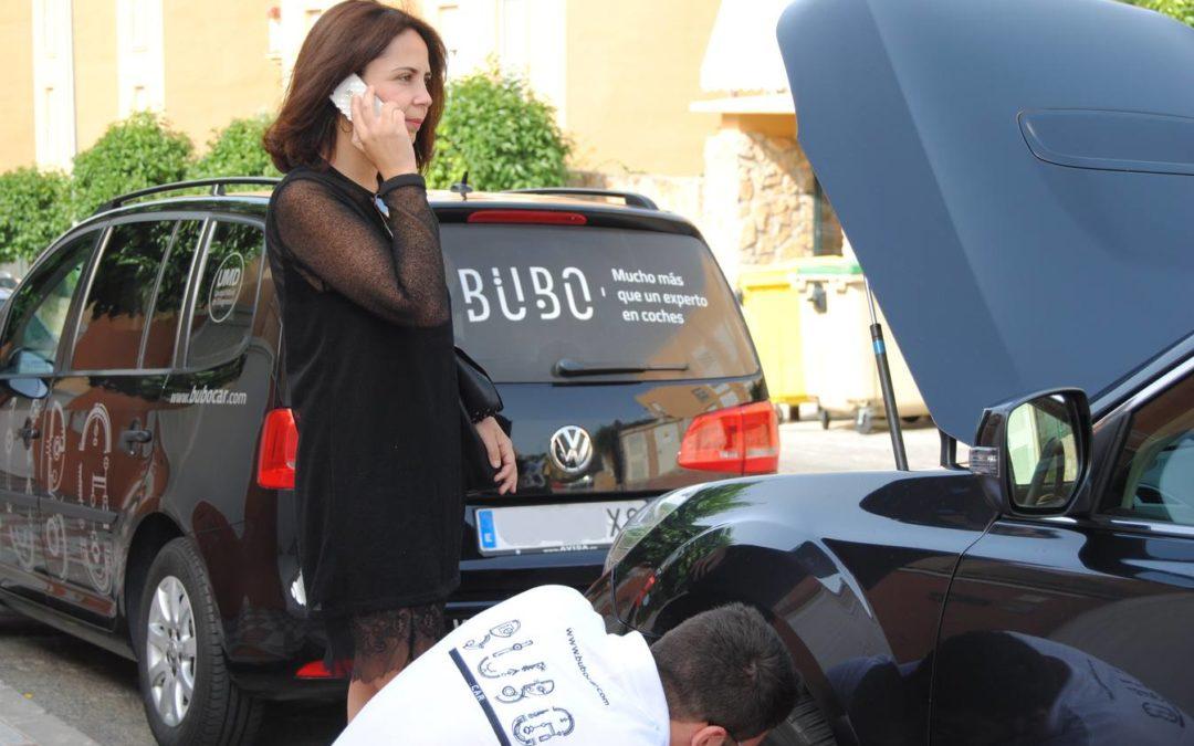 BuboCar, el taller que se transporta allí donde esté tu coche