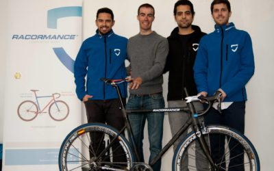 Diseñan y fabrican la primera bicicleta construida con material volcánico