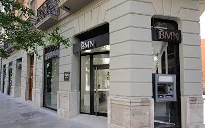 BMN CajaGranada pone en marcha un nuevo Centro de Empresas y Servicios Financieros en la Gran Vía de Granada