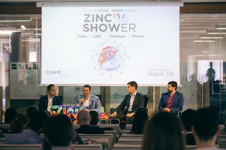 Llega la cuarta edición de Zinc Shower que arranca con más de 80 proyectos emprendedores