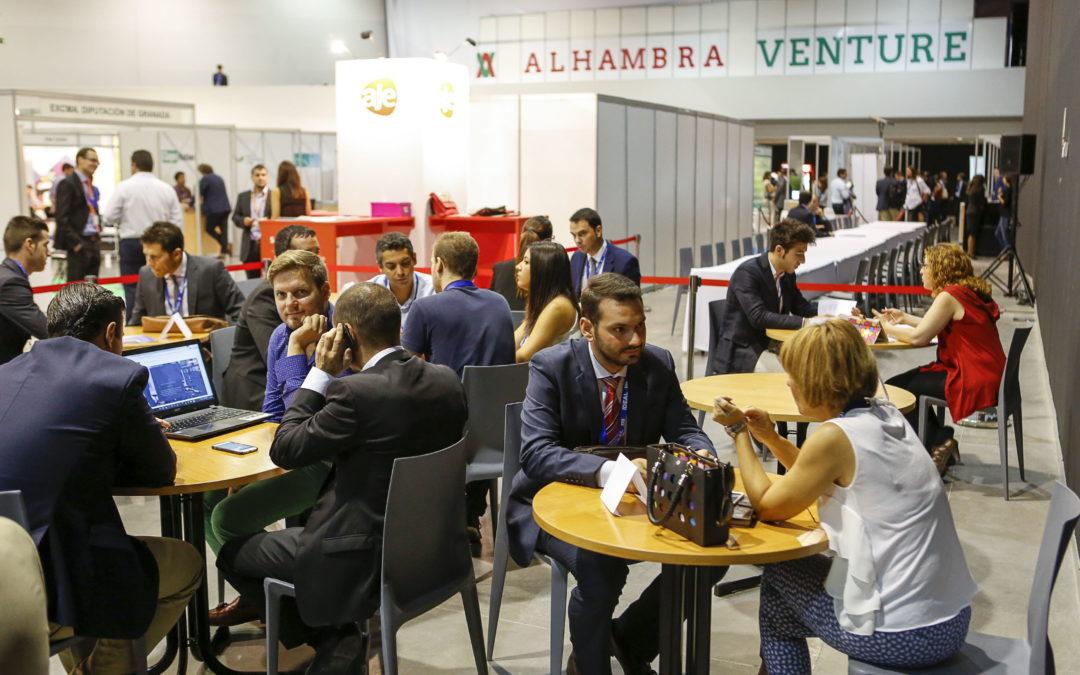 Los grandes inversores del mundo startup apuestan por Alhambra Venture