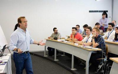 """Comienza la """"academy"""" de Alhambra Venture"""