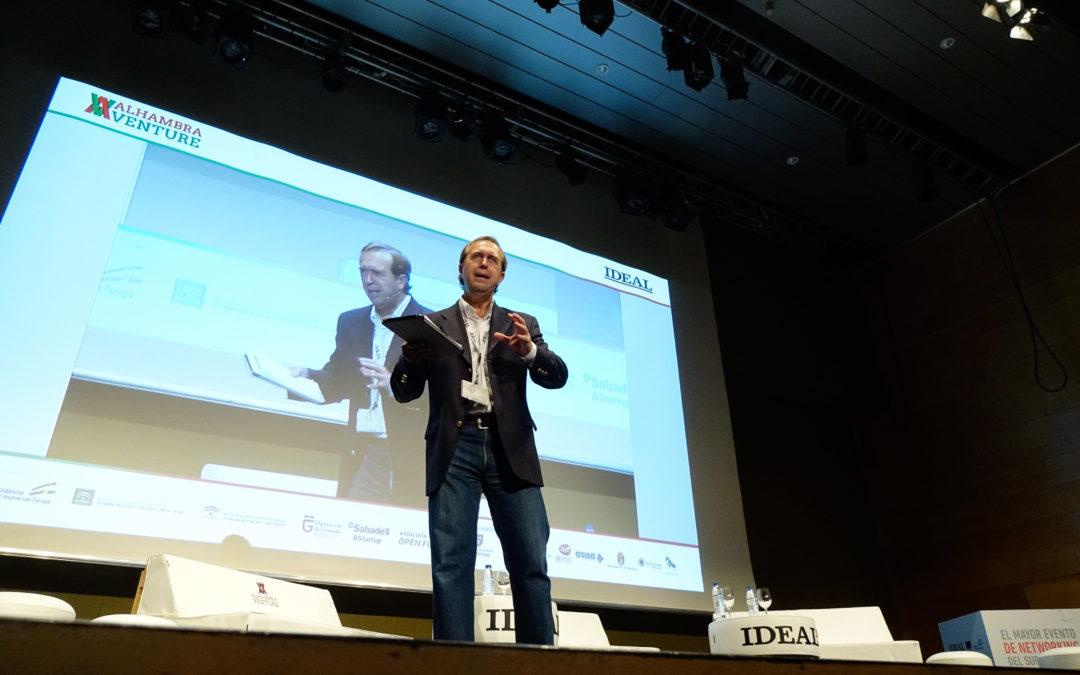 Arranca la III edición de Alhambra Venture