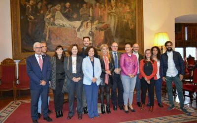 Andalucía Emprende y la Universidad de Granada acercan los servicios de apoyo al emprendimiento a estudiantes universitarios