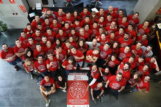 Llega a Sevilla el Global Startup Weekend con la participación de 15.000 emprendedores