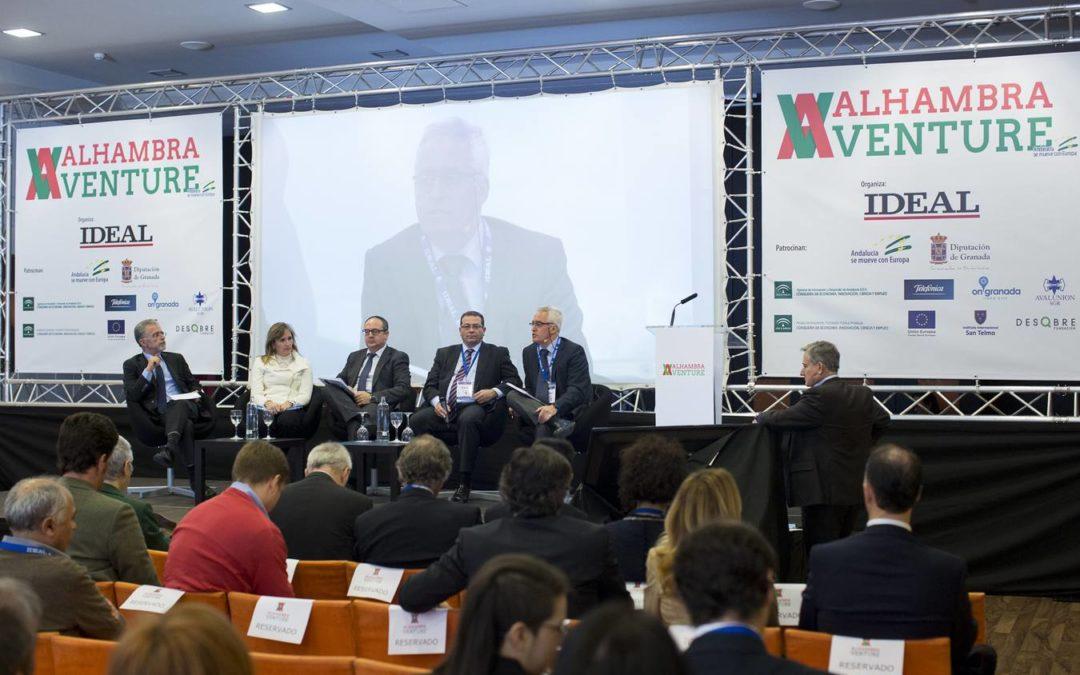 Alhambra Venture contará con una mesa redonda sobre fondos de inversión extranjeros