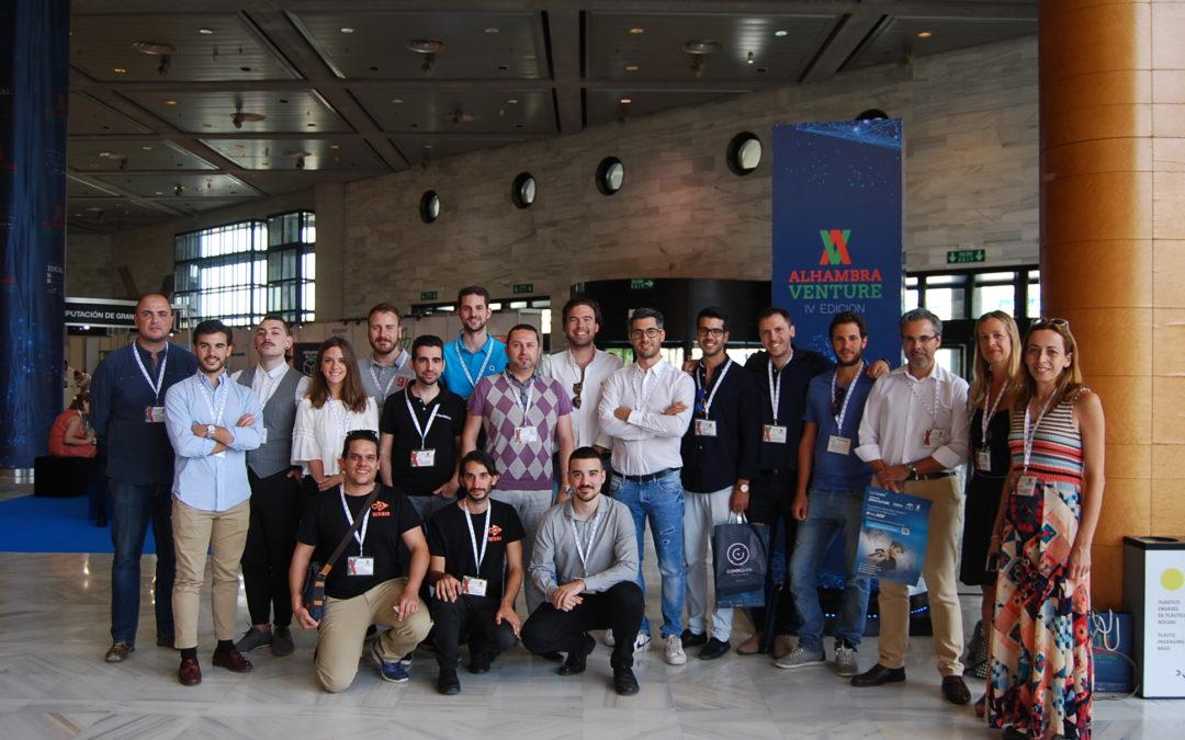 Siete startups de Andalucía Open Future presentaron sus proyectos ante inversores en Alhambra Venture