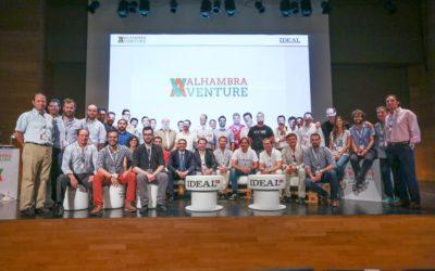 El próximo lunes 22 de abril Alhambra Venture 2019 cerrará su periodo de inscripciones