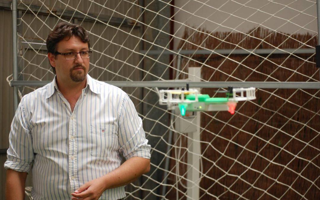 Drones profesionales destinados a la medición y el aprendizaje