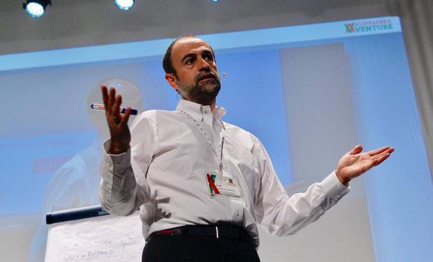 Ponencia de José Martín Cabiedes en Alhambra Venture 2017