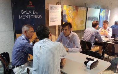 Sala Mentoring, una de las novedades de Alhambra Venture 2017