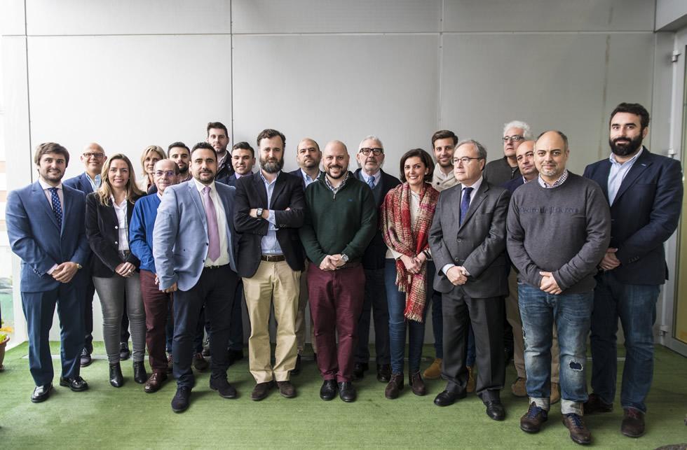Alhambra Venture participa en el jurado de los premios AJE Córdoba