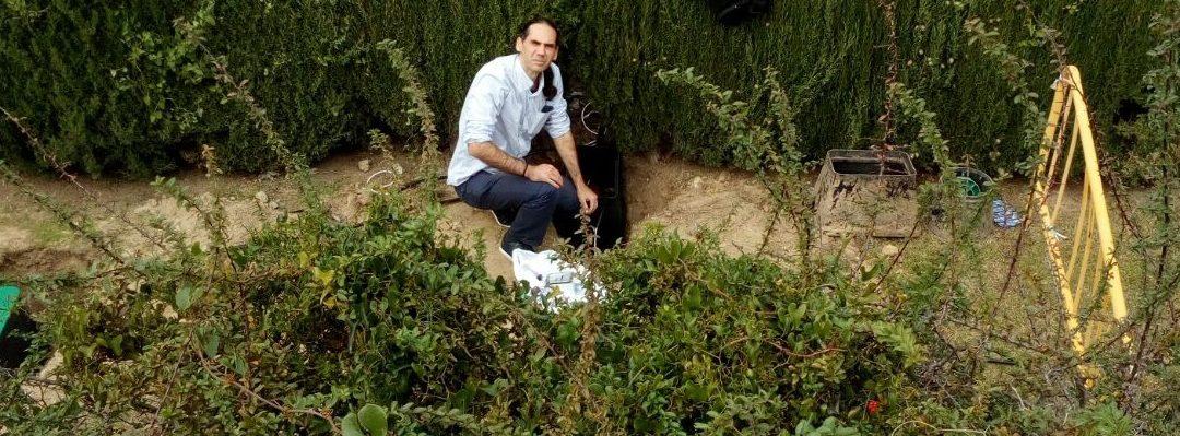 La empresa gaditana Smart Biosystem implanta su sistema de riego inteligente en la Universidad de Cádiz