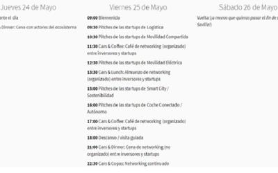 Sevilla acogerá uno de los mayores eventos de inversión en movilidad