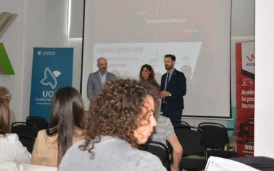 Junta y Vodafone presentan en Granada una nueva edición del programa Minerva