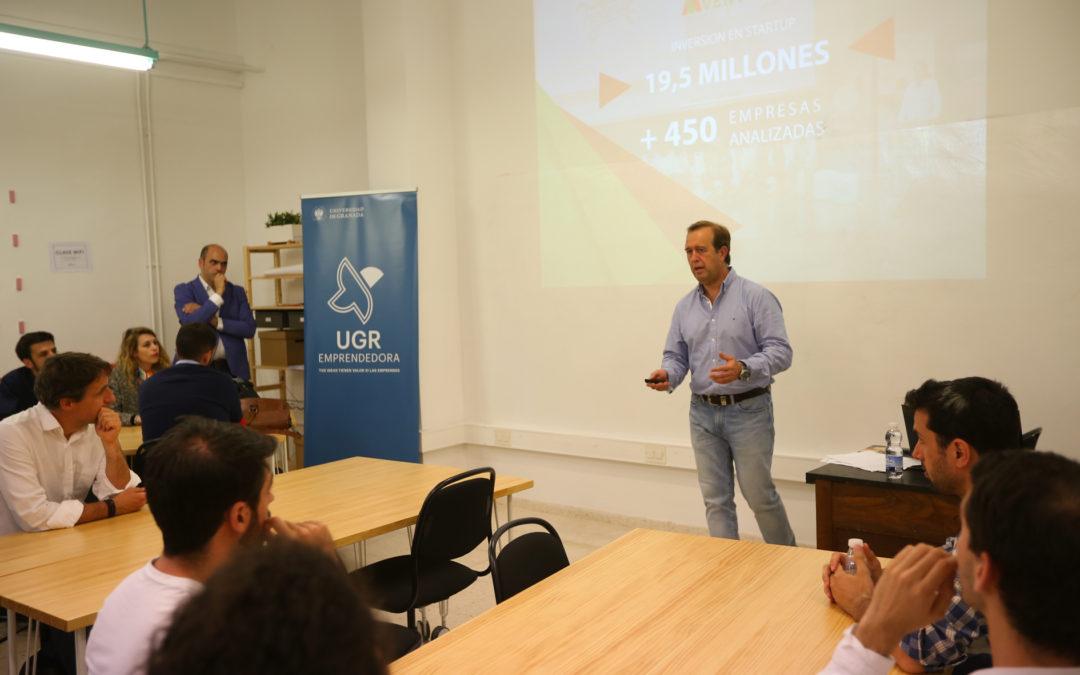 Granada lidera el emprendimiento en el sur de España: Alhambra Venture 2018