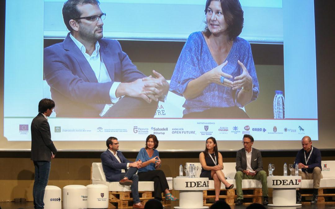 Tractores del emprendimiento en Alhambra Venture 2018
