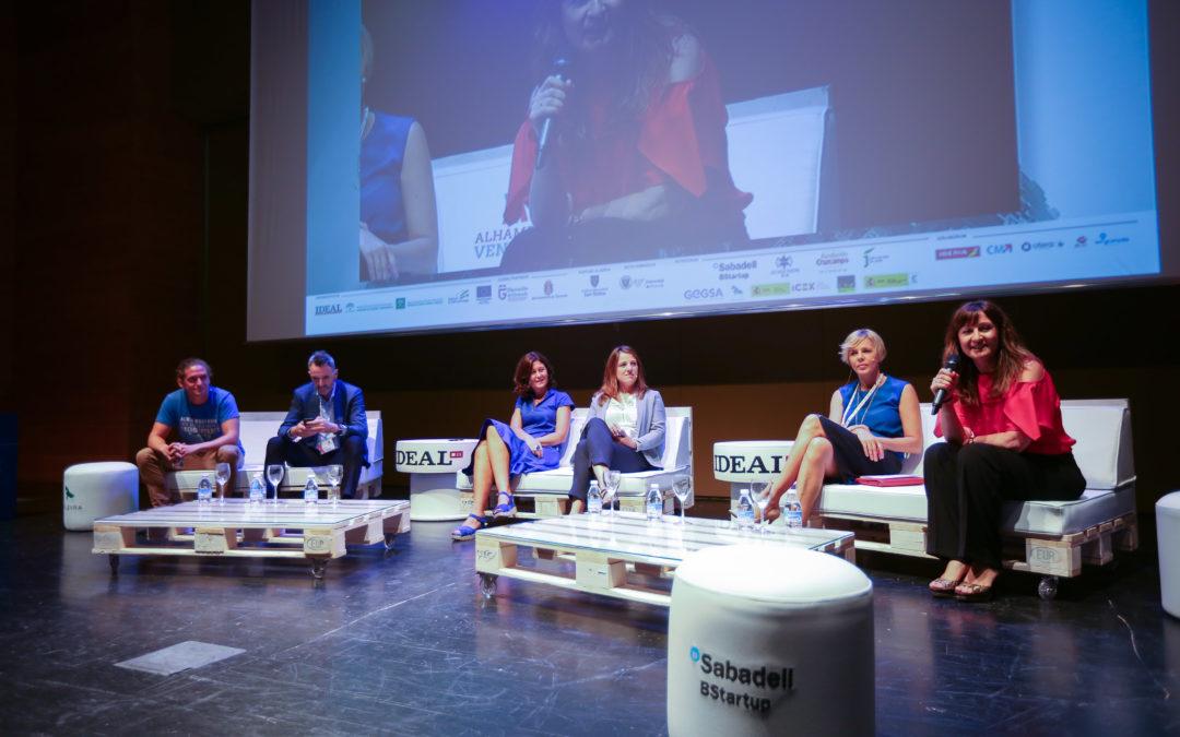 Programa de lujo en la quinta edición de Alhambra Venture