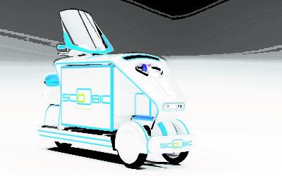 El vehículo que revolucionará el transporte comercial urbano