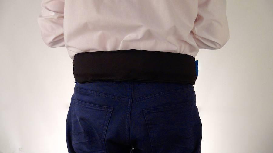 Un cinturón para evitar fracturas de cadera