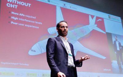 Galgus Wifi ganadora de Alhambra venture 2018