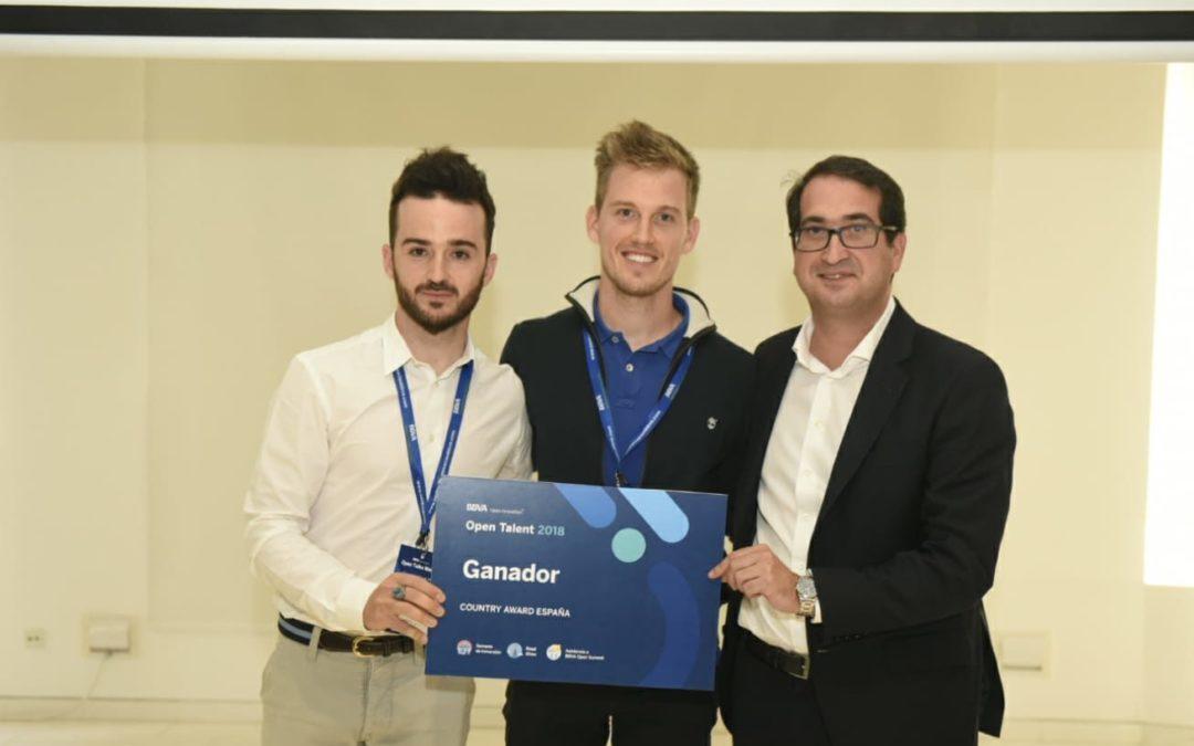 Polaroo gana el BBVA Open Talent España 2018