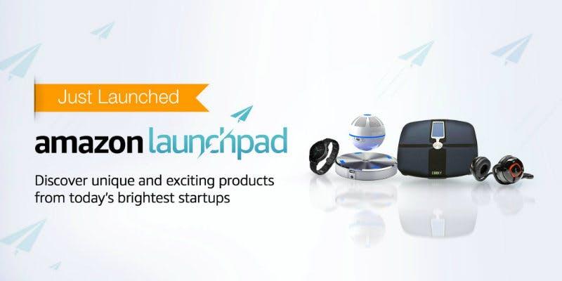 Amazon Launchpad llega a España