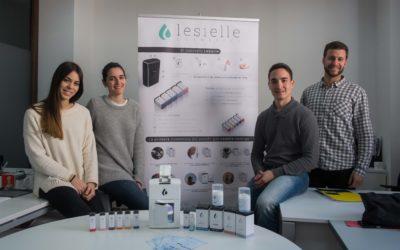 Una Startup de Alhambra Venture 2018 gana el Premio de Andalucía Emprende