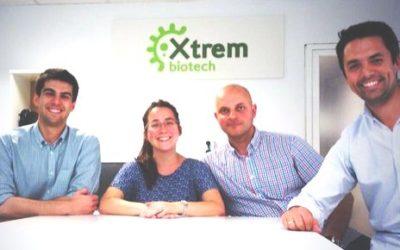 Xtrem Biotech, seleccionada por TERRA, la aceleradora líder del sector Alimentación y Agrotech