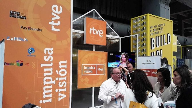 RTVE abre la IV Convocatoria de su aceleradora de startup