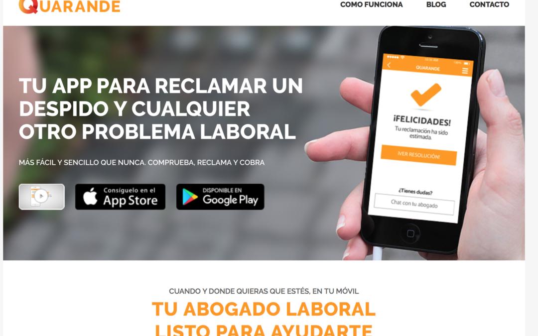 Emprendedores andaluces crean la primera aplicación gratuita para reclamar cualquier problema laboral