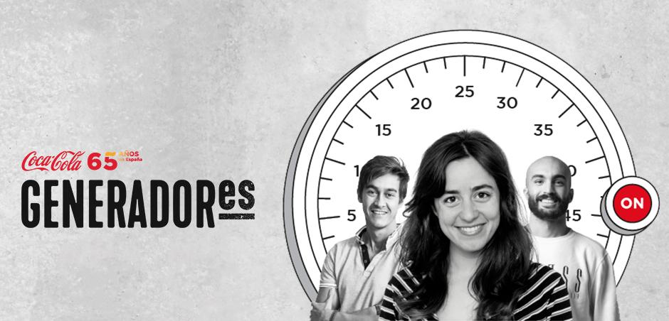 Coca-Cola pone en marcha GeneradorES: apuesta por el talento de 25 jóvenes para el futuro para España