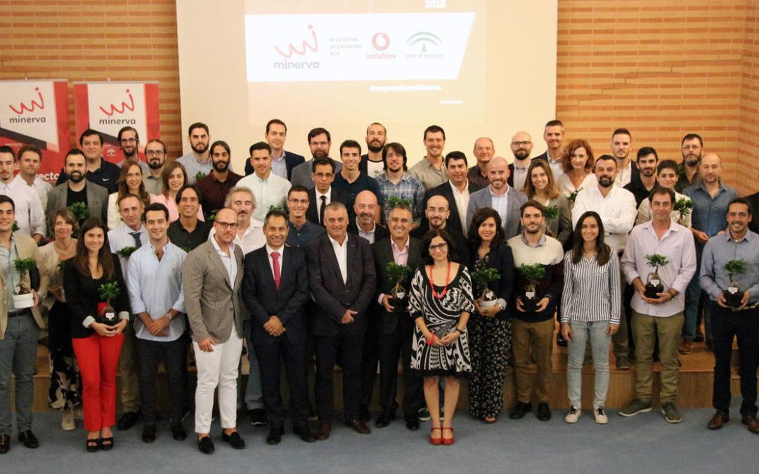 El Programa Minerva selecciona 30 nuevos proyectos tecnológicos para impulsar su tracción en Andalucía