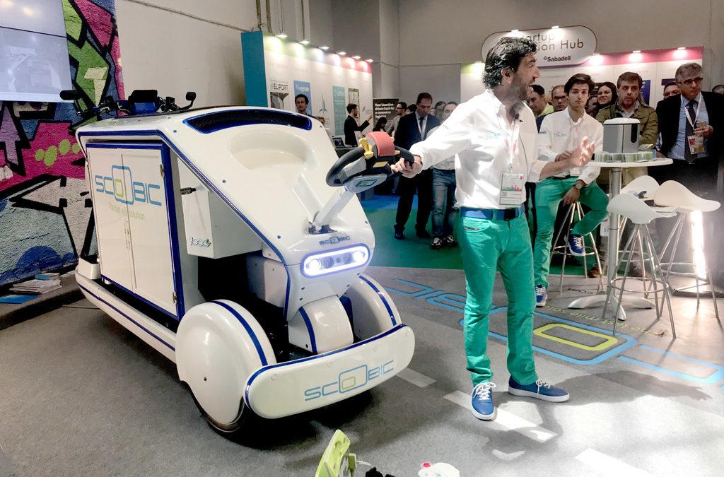 Scoobic gana la categoría de movilidad en los Premios Fundación Mapfre a la Innovación Social
