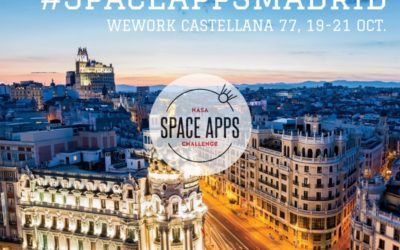 El NASA #SpaceApps Challenge 2018 se celebrará en Madrid