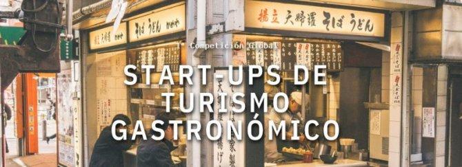 Lanzan la primera competición mundial de startups de Turismo Gastronómico