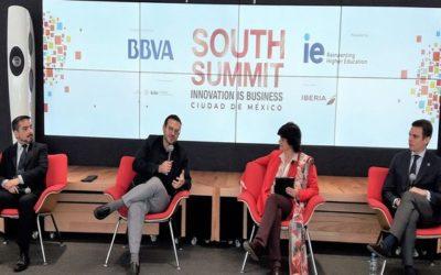 Dos startups españolas seleccionadas para South Summit México