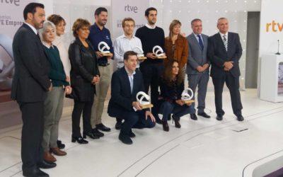 RTVE premia a 5 startups en su IV edición de Emprende