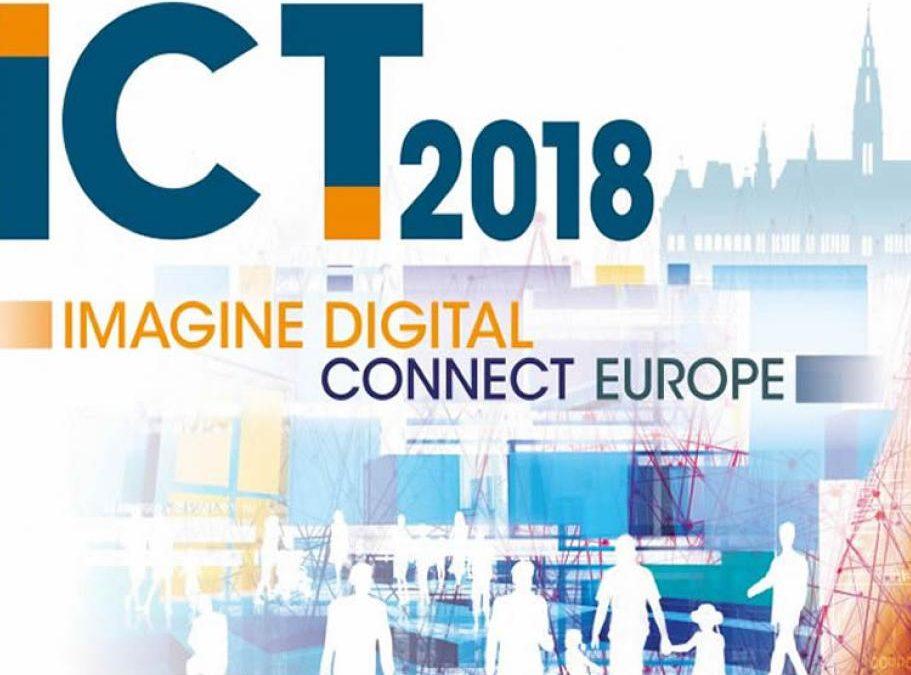 Galgus y la UGR participan en el mayor evento europeo para impulsar las TIC