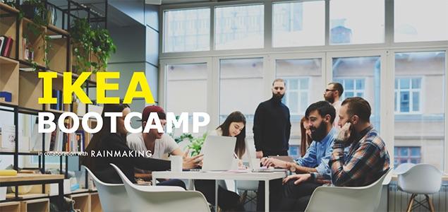 Ikea busca startups para participar en su Bootcamp