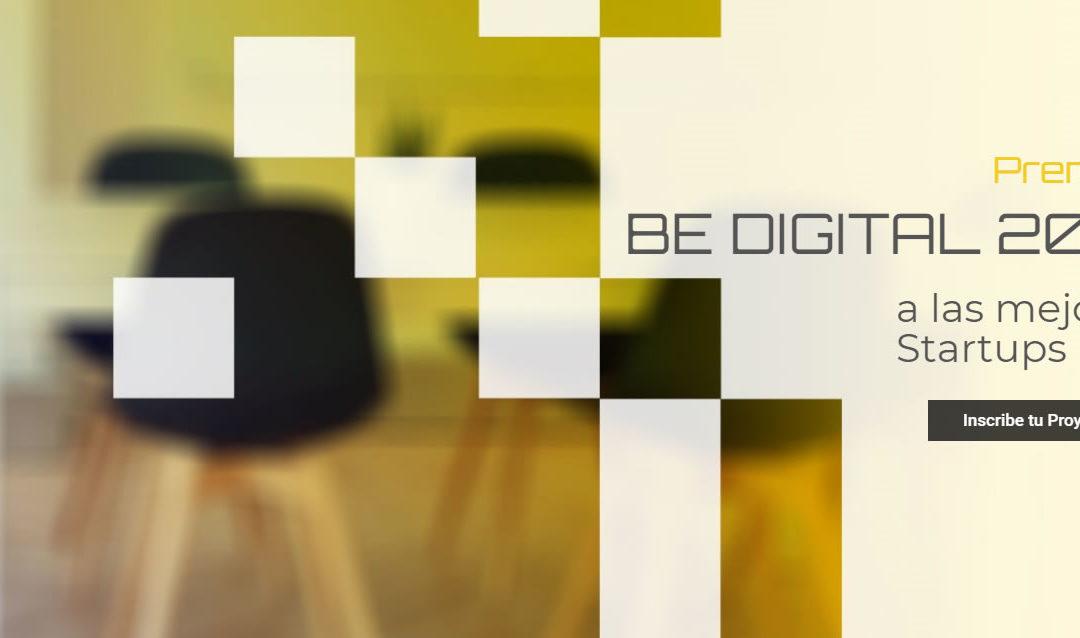 StartUps digitales de toda Andalucía participan en los Premios Linares Be Digital