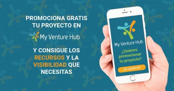 36 startups buscan financiación en la plataforma My Venture Hub