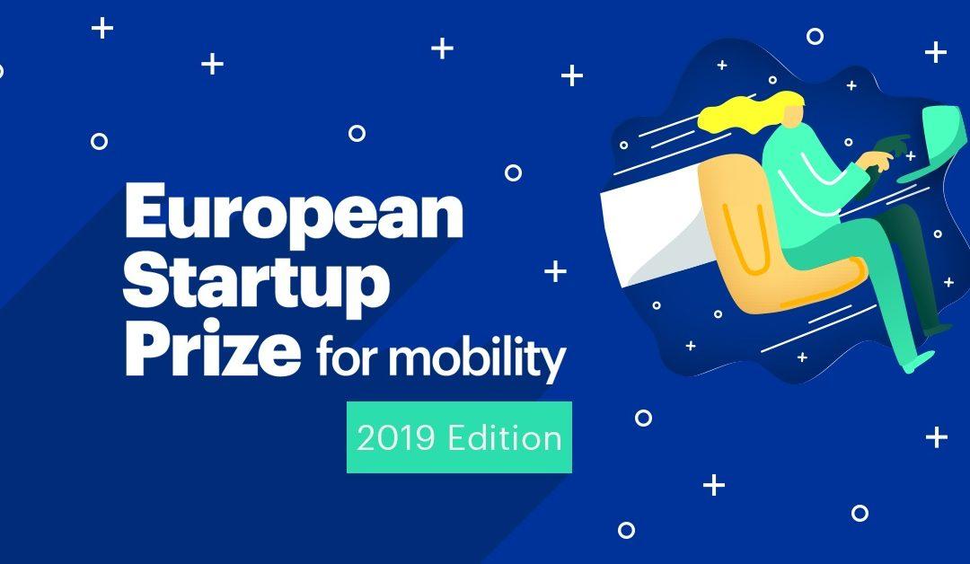 European Startup Prize for Mobility busca proyectos innovadores en movilidade