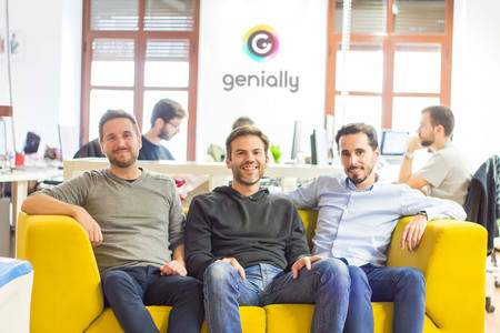 Genially, la startup que participó en Alhambra Venture y aspira a ser la alternativa a Power Point