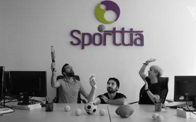 La plataforma Sporttia digitaliza los centros deportivos y permite la reserva de pistas a golpe de clic