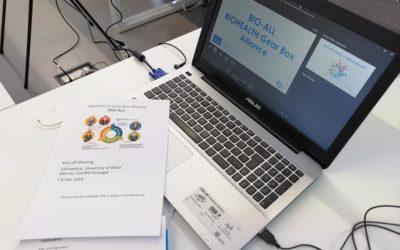 Comienza el proyecto europeo BIO-ALL