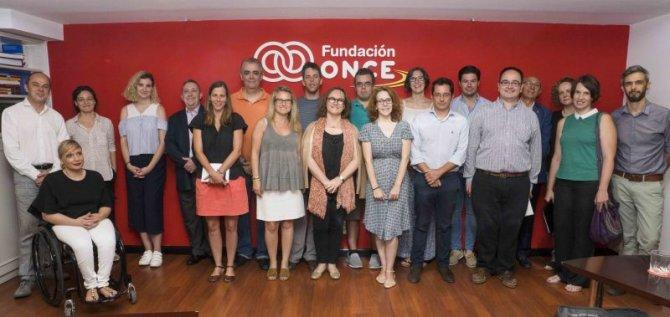 Fundación ONCE promueve 68 proyectos de emprendedores con discapacidad
