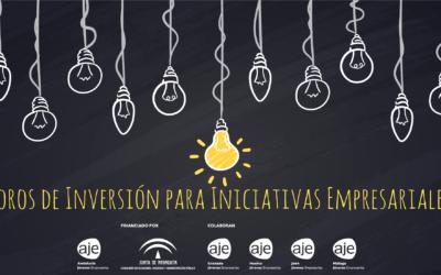 LA CGE acoge el primer foro de Inversión organizado por AJE Granada y AJE Andalucía el próximo 21 de febrero