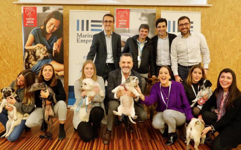 Lanzadera está buscando startups con proyectos que mejoren la vida de las mascotas
