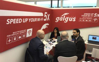 Galgus, startup ganadora de Alhambra Venture 2018, una de las 12 empresas andaluzas del Mobile World Congress